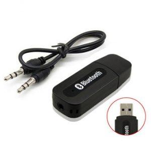 USB Bluetooth kết nối Loa Thường thành loa không dây