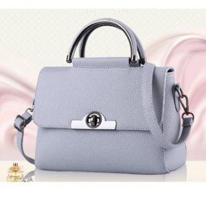 Túi xách nữ thời trang DT1039 (Ghi)