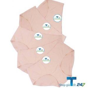Bộ 5 quần lót su cao cấp The ladies Giá Tốt 247 (Da)