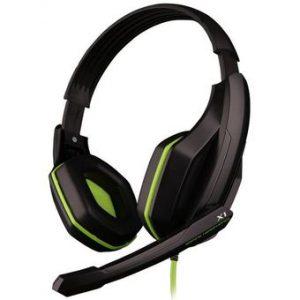 Tai nghe chụp tai Gaming Ovann X1 (Đen phối xanh lá)