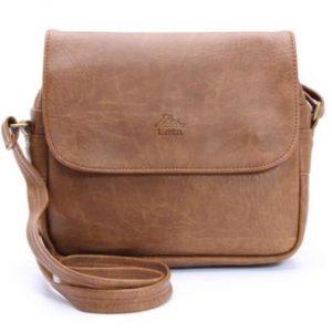 Túi đeo chéo LATA HN00 (Da bò nhạt)