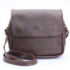 Túi đeo chéo LATA HN00 (Da nâu)