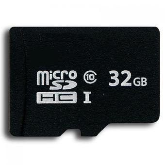 Thẻ nhớ MicroSD 32GB Class 10 (Đen)