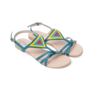 Sandal thời trang nữ Biti's DRW009688XLD (Xanh lá đậm)