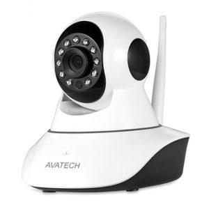 Camera quan sát IP Wi-Fi AVATech 6300A 1.0 (Trắng).