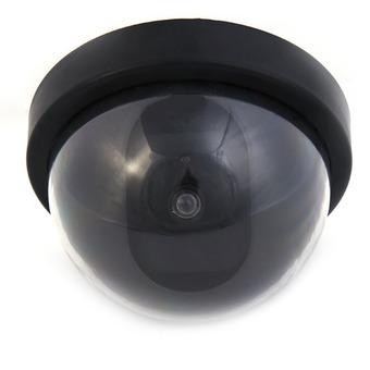 Mô hình Camera chống trộm có LED cảnh báo