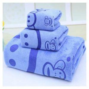 Bộ ba khăn tắm gia đình MQKT