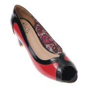 Giày bít thời trang Biti's DVW007488DOD (Đỏ đậm)