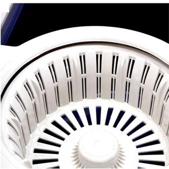Bộ lau sàn 360 độ Fujishi Mop Smart 360 (Xanh)