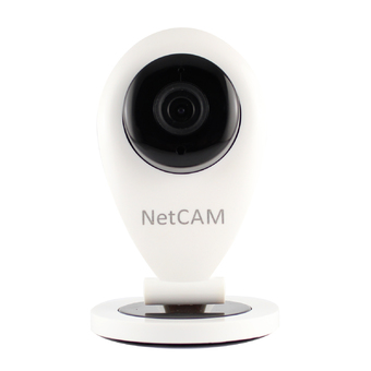 Camera IP giám sát ngày đêm NetCAM M1-IP1.0 (Trắng)