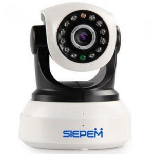 Camera IP WIFI/3G Siepem S6203Y (Trắng)