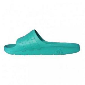 Dép thể thao nam Adidas DURAMO SLIDE S77990 (Xanh)