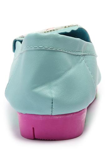 Giày búp bê AZ79 WNBB0160002 (Xanh)