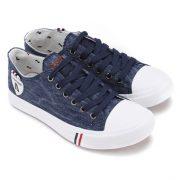 Giày thể thao nam AZ79 MNTT0130002A1 (Xanh đậm)