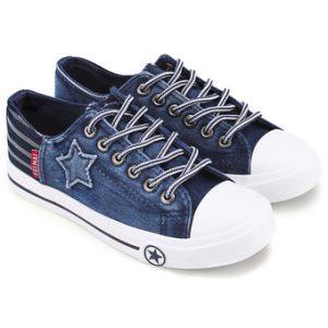 Giày thể thao nữ AZ79 WNTT0021013A2 (Xanh)