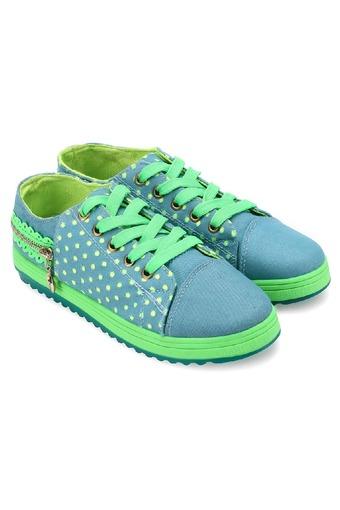 Giày thể thao nữ AZ79 WNTT0100041 (Xanh lá)