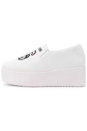 Giày thể thao nữ AZ79 WNTT0140023A1 (Trắng)