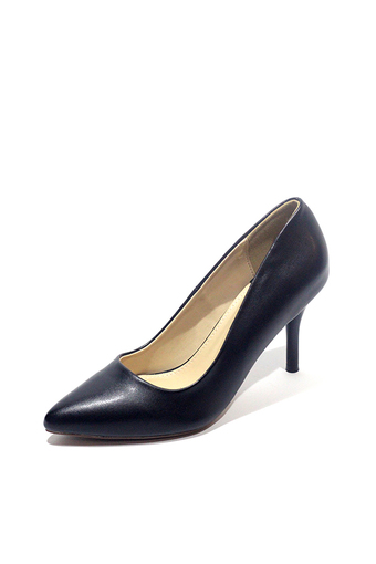 Giày cao gót 7 phân ANALE (Đen)