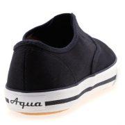 Giày lười nữ Aqua Sportwear O-001 (Đen)