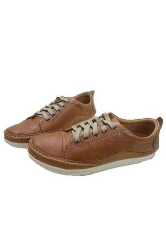 Giày thể thao da ADAM AD0033 (Nâu)