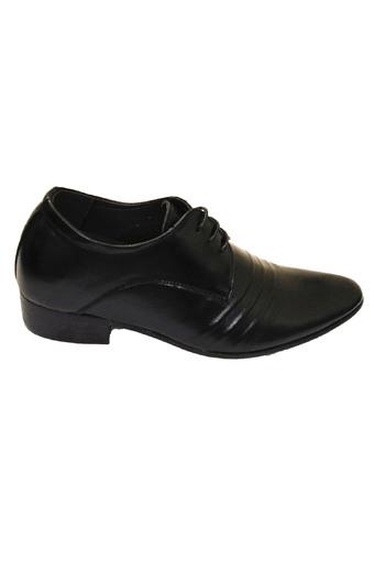 Giày tăng chiều cao da thật AD668D