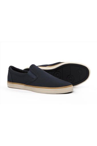 Giày nam thời trang ANANAS 20118 (Xanh đen)(EU:44)