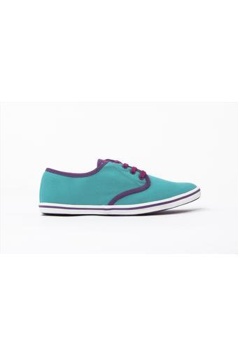 Giày nữ thời trang ANANAS 40100 (Xanh ngọc)(EU:39)