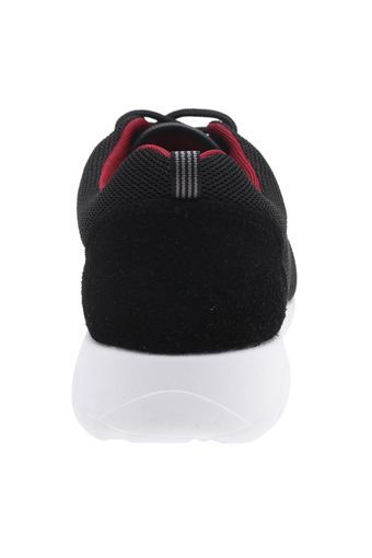 Giày thể thao nam kiểu cột dây Sutumi Aqua Sportswear SUM (Đen)