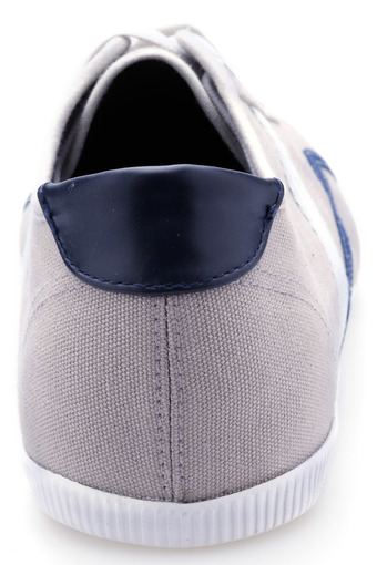 Giày vải nam Aqua Sportswear M124 (Xám)