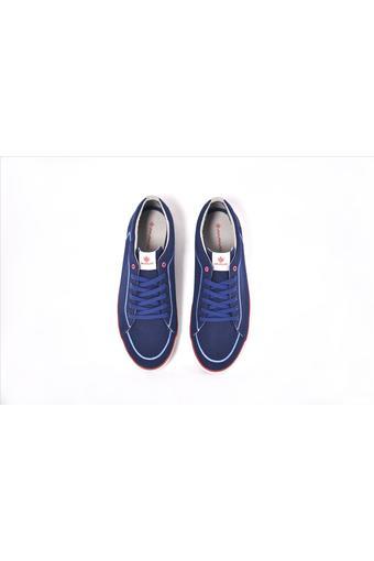 Giày nam thời trang ANANAS 20133 (Xanh đen)(EU:44)