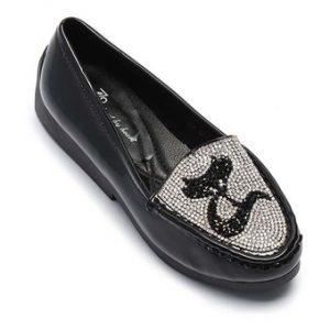Giày búp bê AZ79 WNBB0200003A1 (Đen)