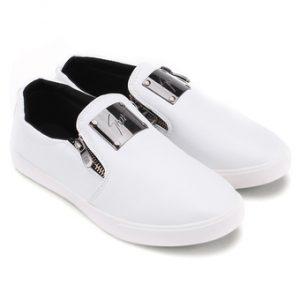 Giày thể thao nam AZ79 MNTT0140009A2 (Trắng)